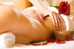 Воздействия массажа на организм
