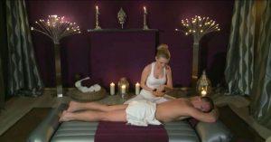 Расслабляющий эротический массаж
