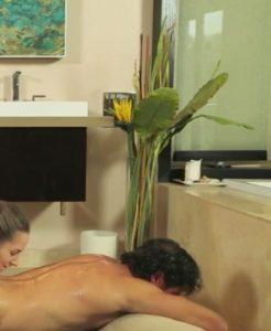 Японский эротический массаж