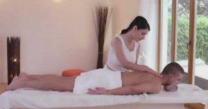 Самый эротический массаж