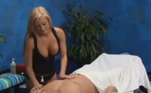 Эрогенный массаж