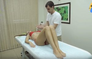 Эротический массаж любимому