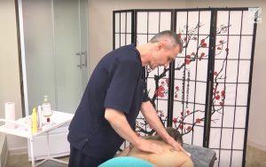 Эротический массаж парня девушке
