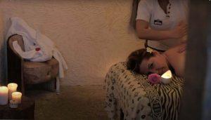 Эротический массаж двумя двум