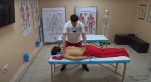 Эротический массаж м
